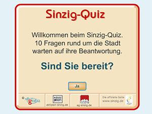 Das Sinzig-Quiz