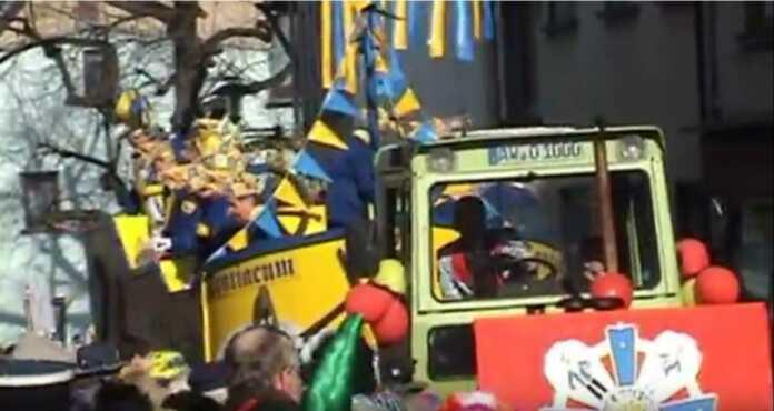 Karnevalszug Sinzig 2011 - der Film
