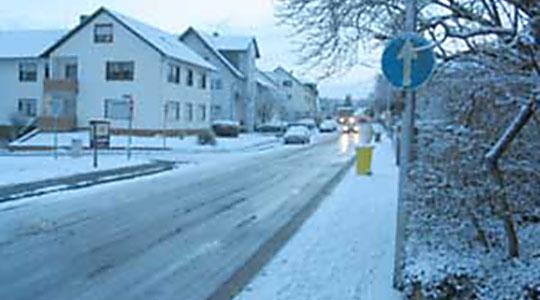 Winterdienstpflichten Stadt Sinzig informiert