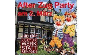After Zuch Party @ Remagen Kulturwerkstatt | Remagen | Rheinland-Pfalz | Deutschland