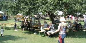 Sommerfest am Schwanenteich @ Schwanenteich