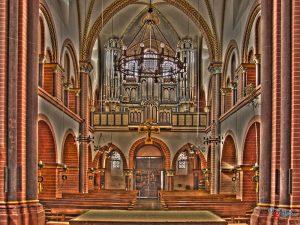 Orgelkonzert in St. Peter zu Sinzig @ St. Peter Sinzig   Sinzig   Rheinland-Pfalz   Deutschland