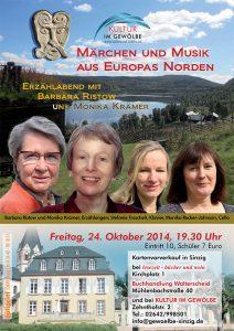 Fällt aus! Märchen und Musik aus Europas Norden @ Zehnthof Sinzig | Sinzig | Rheinland-Pfalz | Deutschland