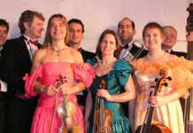 Ensemble Köln spielt am 6.1.2017 in der Rheinhalle Remagen Rheinhalle - Konzert-Abonnements