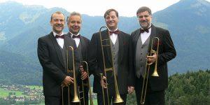 Posaunenquartett aus Leipzig gibt Konzert @ Rheinhalle Remagen   Remagen   Rheinland-Pfalz   Deutschland