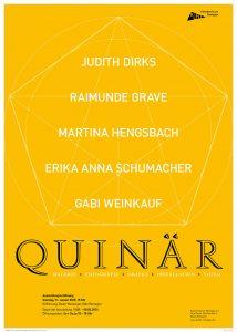 QUINÄR * - Mehr als die Summe seiner Teile @ Künstlerforum Remagen e.V.  | Remagen | Rheinland-Pfalz | Deutschland