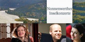 Inselkonzert Nonnenwerth @ Kloster Insel Nonnewert | Remagen | Rheinland-Pfalz | Deutschland