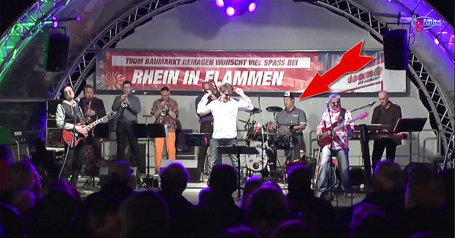PolkapoyZ meets Pardy bei Rhein in Flammen 2015