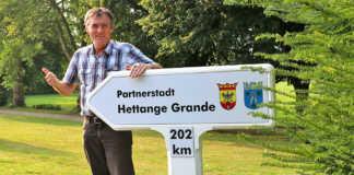Sinziger Bürgerfahrt zur Partnerstadt Hettange-Grande / Frankreich Die Stadt Sinzig und ihre Partnerstadt Hettange-Grande feiern in diesem Jahr 50-jähriges Jubiläum.