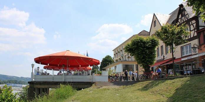 Rheinpromenade Bad Breisig