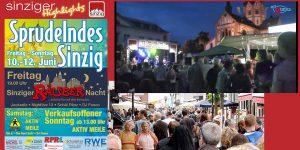 Sprudelndes Sinzig - verkaufsoffener Sonntag @ Sinzg   Sinzig   Rheinland-Pfalz   Deutschland