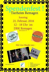 Cold Stream @ Rotes Kreuz | Remagen | Rheinland-Pfalz | Deutschland