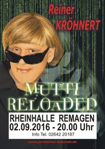 Reiner Kröhnert @ Rheinhalle Remagen   Remagen   Rheinland-Pfalz   Deutschland