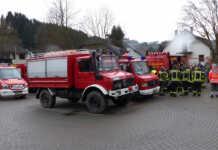 Wohnungsbrand in Mehrfamilienhaus