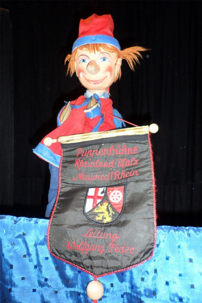 Puppenbühne Rheinland-Pfalz spielt in Remagen
