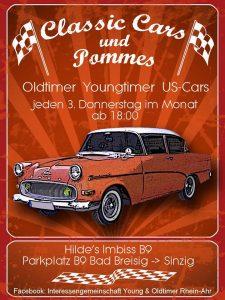 Classic Cars und Pommes @ Imbiss B9 Bad Breisig | Bad Breisig | Rheinland-Pfalz | Deutschland