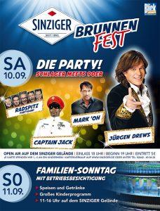 Sinziger Brunnen Fest @ Sinziger Mineralbrunnen GmbH