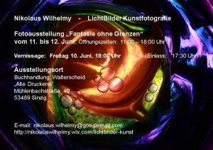 Fantasie ohne Grenzen - Fotoausstellung @ Alte Druckerei Sinzig | Sinzig | Rheinland-Pfalz | Deutschland