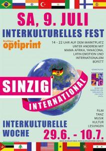 Interkulturelle Woche des Bürgerforums @ Sinzig | Sinzig | Rheinland-Pfalz | Deutschland