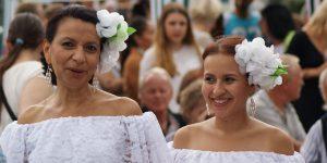 Yanacona beim Fest der Kulturen