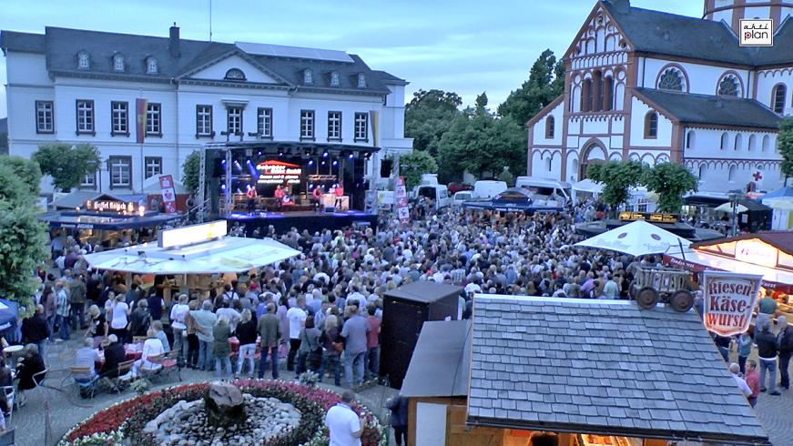Räuber-Nacht Sinzig 2016