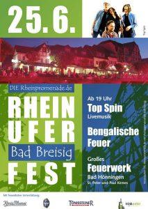 Rheinuferfest @ Rheinpromenade Bad Breisig | Bad Breisig | Rheinland-Pfalz | Deutschland