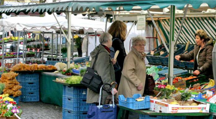 Remagener Wochenmarkt wegen Karfreitag verlegt