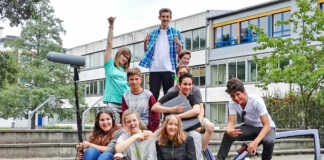 Jugendbahnhof Remagen 2016 Film Team