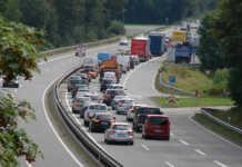 B9 vor Bad Breisig - Mega-Staus durch fehlenden Kreisverkehr im Zentrum?