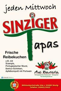 Sinziger Tapas @ Avo Barrota | Sinzig | Rheinland-Pfalz | Deutschland