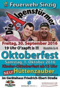 Feuerwehr Sinzig Oktoberfest @ Feuerwehrgerätehaus | Sinzig | Rheinland-Pfalz | Deutschland