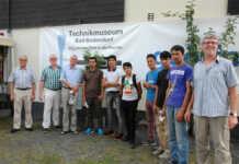 Sinziger Denkmalverein - CO2 Verflüssigungsanlage Bad Bodendorf