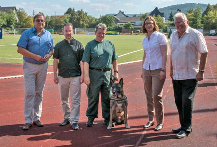 Hauptzollamt Koblenz - Zollhundewettkampf Bad Breisig
