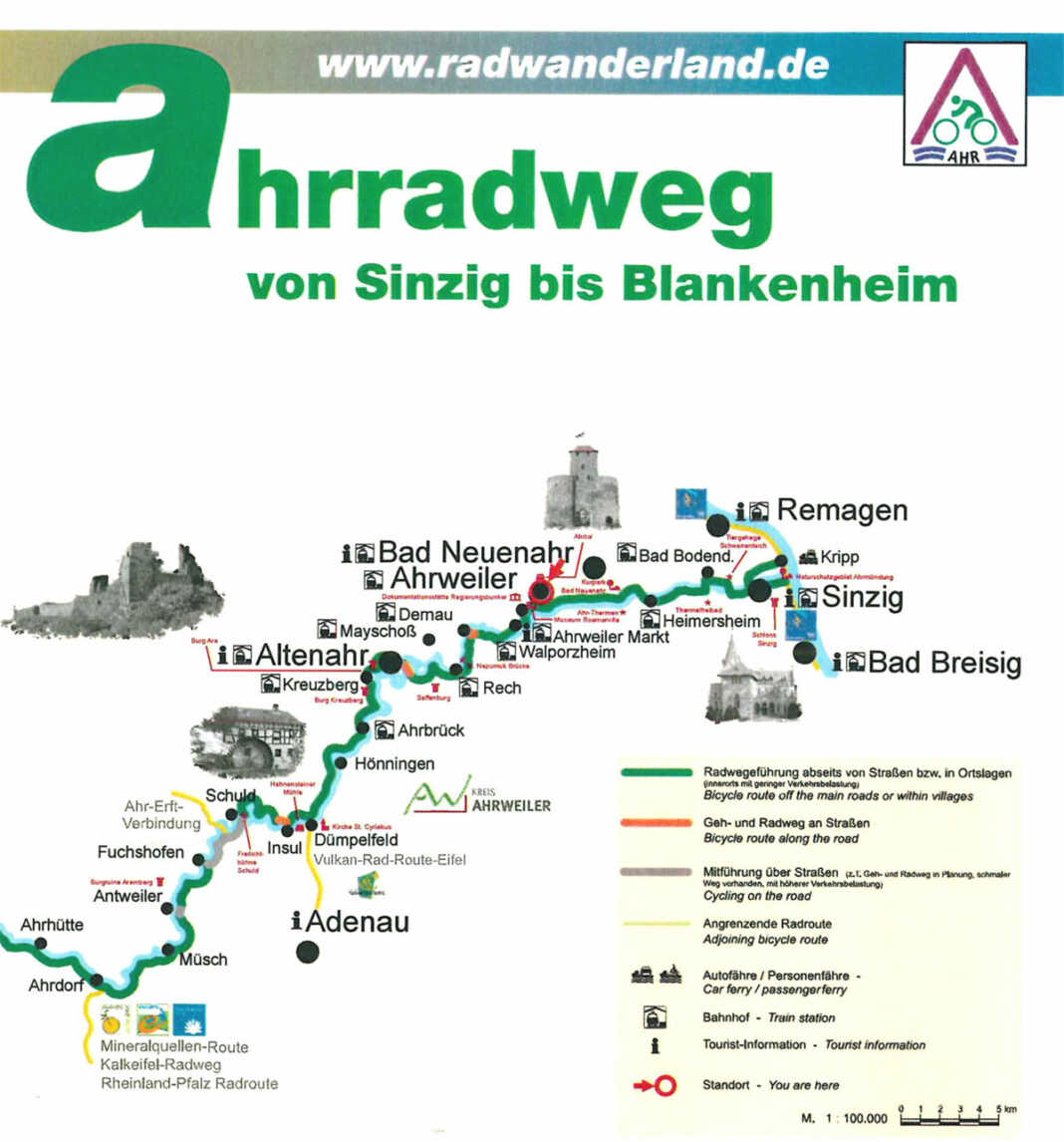 Ahrtal-Radweg