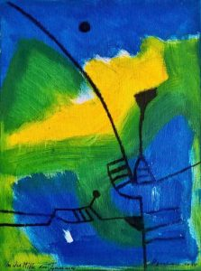 Reinhold Nasshan Dialog mit Paul Klee @ Artspace K2 Remagen