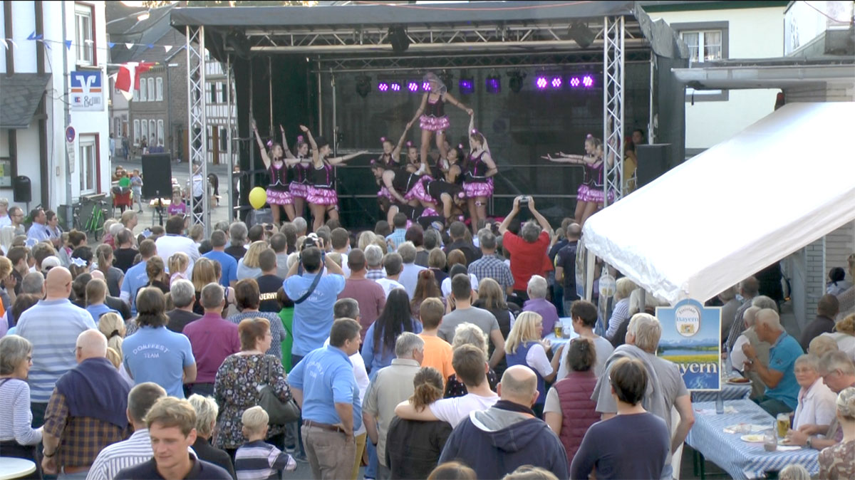 Dorffest Bad Bodendorf Jubilaum In Vorbereitung