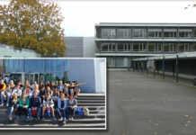 Italienische Schüler aus Pederobba zu Gast in Sinzig