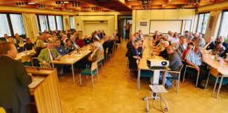 Hochwasser-Schutzkonzepte - Bürgermeisterbesprechung
