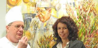 Kochen und Essen als Kunstgenuss