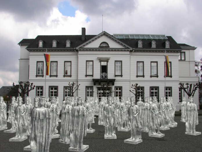Barbarossastatuen