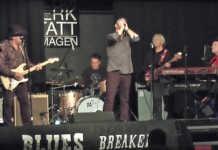 Blues Breakers in der Kulturwerkstatt - der Film