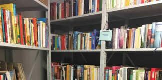 Bücherflohmarkt im RheinAhrCampus