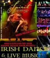 Spirit of Ireland – Irsih Dance & Live Music @ Rheinhalle Remagen