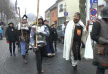Eröffnung 750 Jahre Stadtrechte Sinzig - der Film