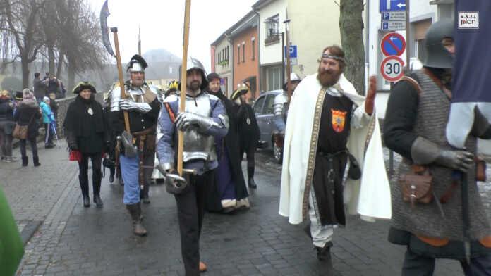 Mach mit beim großen 750 Jahre Stadt Sinzig Festumzug