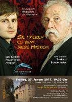 Burkard Sondermeier und Igor Kirrilov @ Gewölbe im Zehnthof