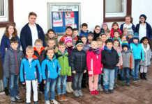 Neue Jugendrotkreuzgruppe gegründet