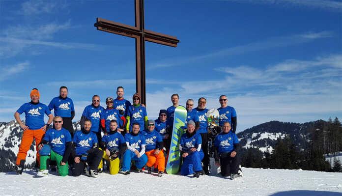 Skifahrer/Snowboarder TV Sinzig