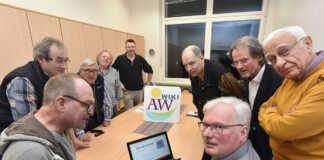 AW im Netz - Wordpress - AW-Wiki wird zehn Jahre alt
