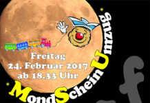 Mondscheinumzug und Mondscheinparty in Bad Bodendorf